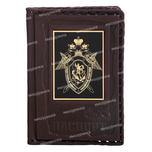 Обложка для паспорта «Следственный комитет»