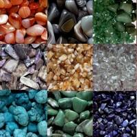 Популярные виды поделочных камней
