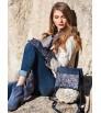 Fashion перчатки Eleganzza IS00148