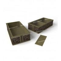Короб для сапог и полусапожек 26х52х12 см. 1235