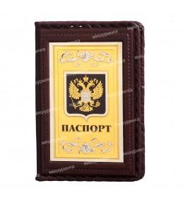 Обложка для паспорта «Россия Златоглавая»