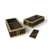 Короб для сапог и полусапожек 26х52х12 см. 1535